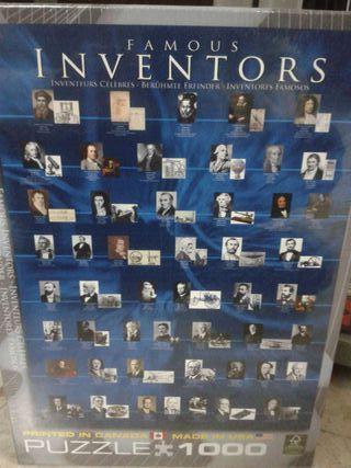 Puzzle eurographics 1000 piezas