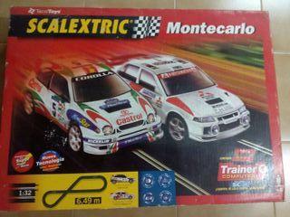 Scalextric Montecarlo