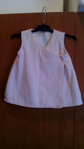Vestido bebe talla 3 - 6 meses