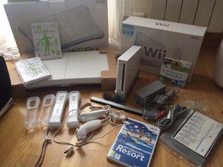 Wii con acceso a internet nuevita!