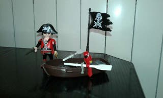 pirata del play mobil