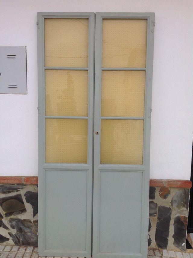 Puertas antiguas de segunda mano cheap gallery of puerta antigua p with puertas antiguas de - Wallapop asturias muebles ...