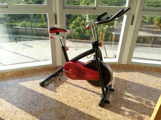 Bicicleta estática para spinning como nueva