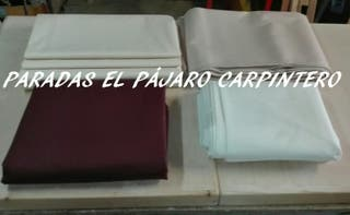Toldos 100% impermeables