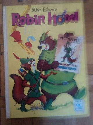 Cómic Robin Hood
