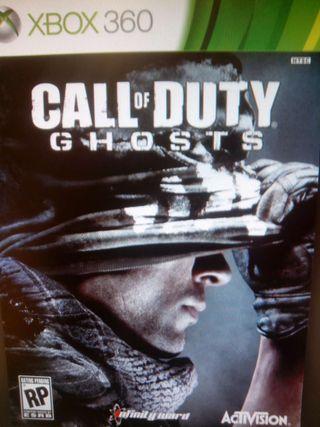 3 juegos - Call of duty