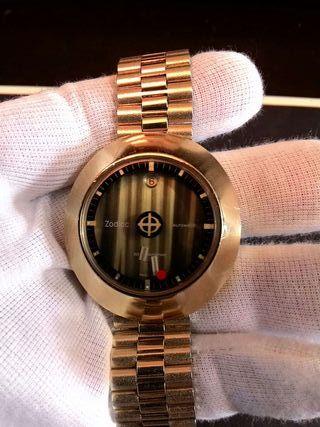 Reloj Zodiac Astrographic SST