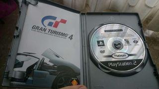 "Gran turismo 4 para ""PS2"""