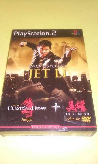Pack especial Juego PlayStation 2