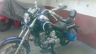 Daelym Daystar de 125 cc