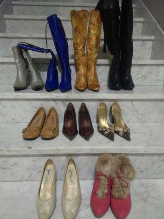 zapatos y botas desde 3€