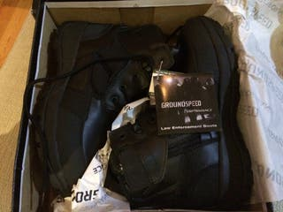 Botas Groundspeed Tactical Boots GK Professional