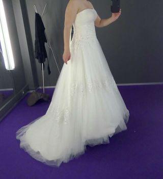 Vestido de novia NUEVO A ESTRENAR