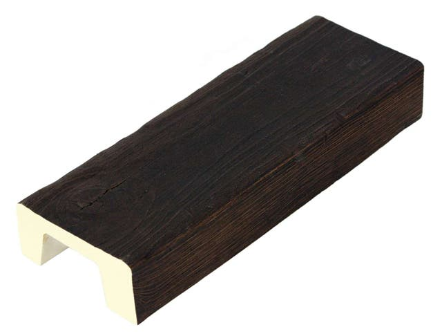 Vigas decorativas imitaci n madera de poliuretano de - Vigas decorativas huecas ...