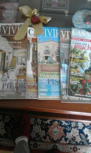 Lote de 25 revistas