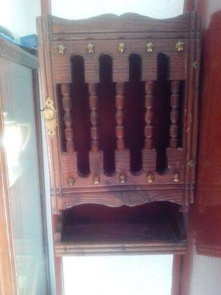 Mueble bar colgado budia antiguo budia