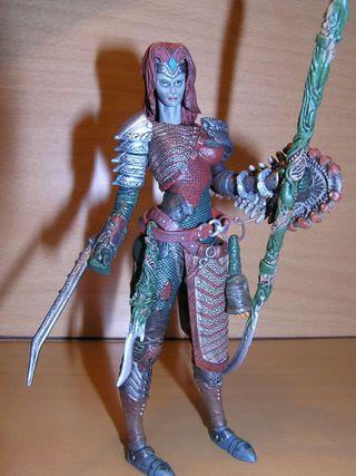 Figura McFarlane Última Online Captain Dasha