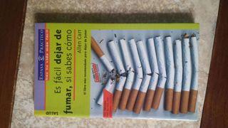 Libro Es facil dejar de fumar si sabes como hacerlo