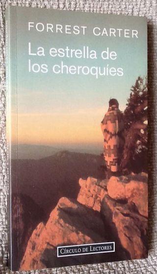"""Libro """"La estrella de los Cheroquíes"""""""