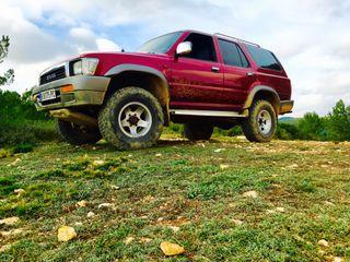 Todo Terreno 4x4 Toyota