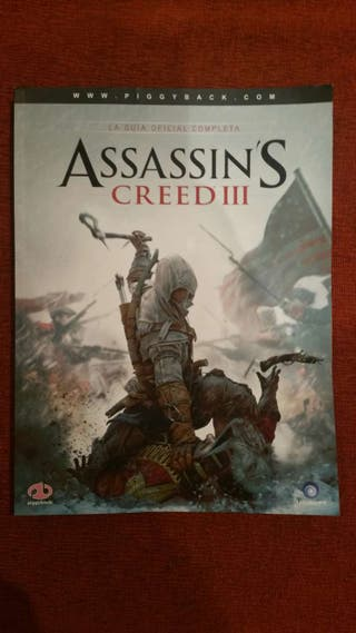 Guia Official assassin Creed III