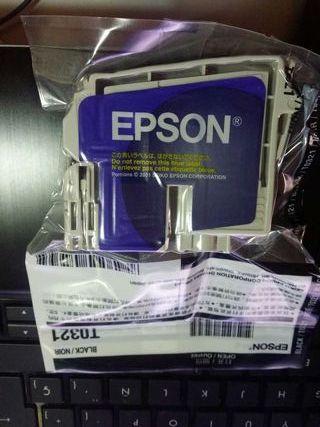 Cartucho Epson T0321 negro