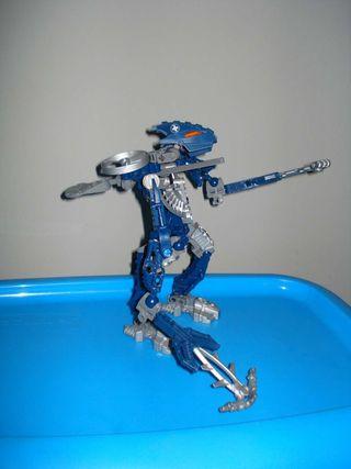 Lego bionicle Nokama | EXCELENTE ESTADO