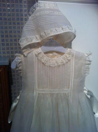 Faldon Vestido Bautizo