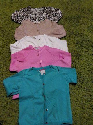 Lote chaquetas niña 3_4