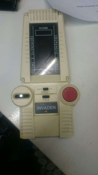 Consola galaxy invader ccl