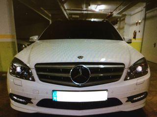 Mercedes C250cdi Estate AMG
