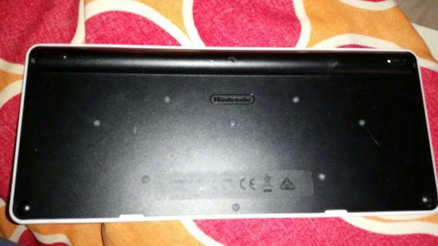 Teclado Nintendo