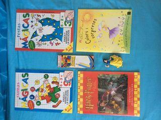 Pack Libros + Figura Disney