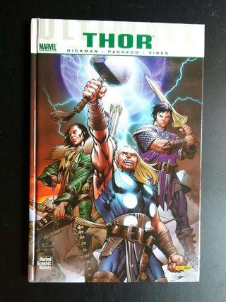 Ultimate Thor, Jonathan Hickman