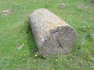 2 Rodillos Piedra