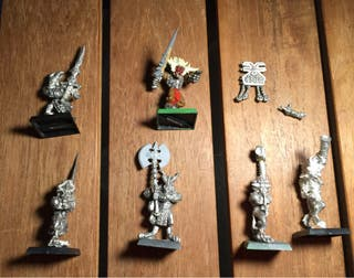 Grupo De Mando Caos (Warhammer)