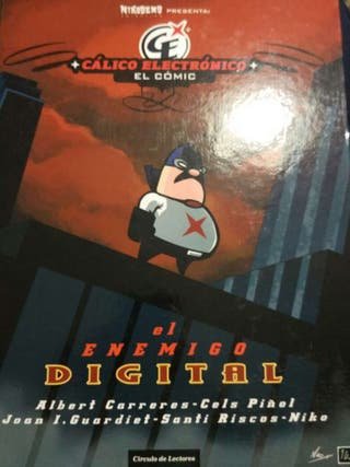 Calico electronico comic 1 Dvd