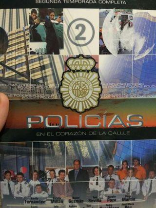 Policias en el corazon de la calle temporada 2