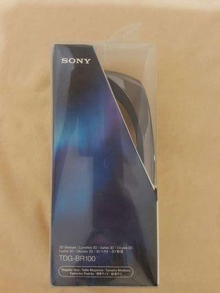 Gafas 3D Sony TDG-BR100