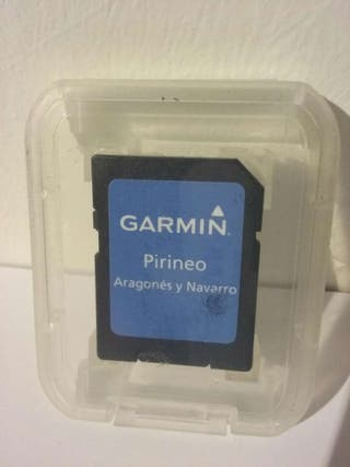 GARMIN - Mapas Pirineo Aragonés y Navarro