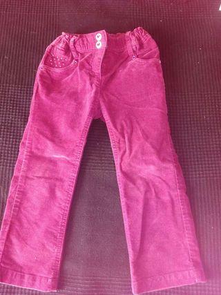 Pantalon ante t. 98