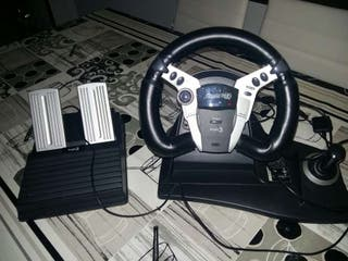 Volante PlayStation top drive GT II..