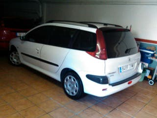 Peugeot 206sw 1.4 diesel 2005