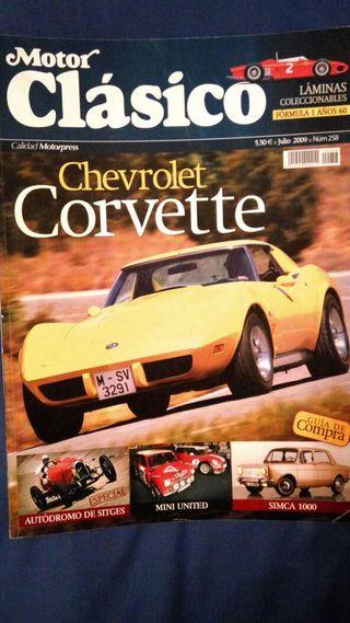 Revista Motor Clásico N°258