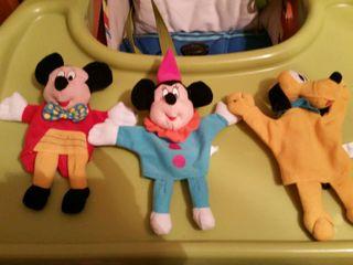 Marionetas Disney