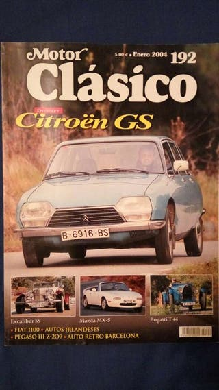 Revista Motor Clásico N°192