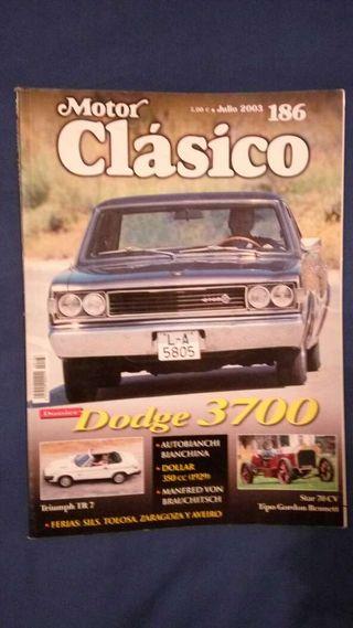 Revista Motor Clásico N°186