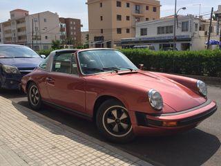 Porsche 911 Targa NACIONAL 2.7 Cc Año 1977
