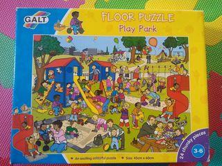 Puzzle de suelo infantil