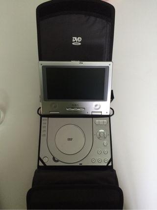 DVD Portátil Airis
